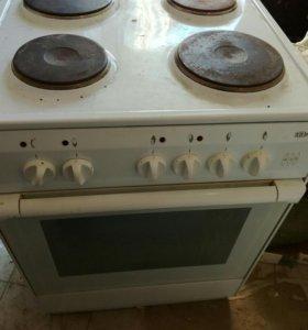 Электро плита ЗВИ—417