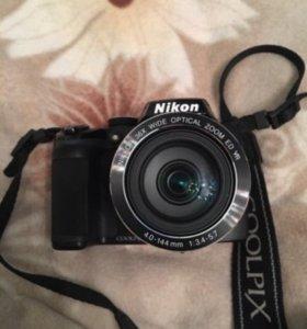 Фотоаппарат Nixon Coolpix P500