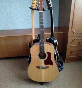 Акустическая гитара q.johnson