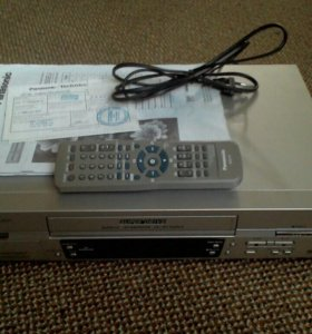 Видеокассетный магнитофон.