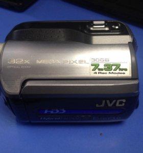 Jvc gz-mg155e 30gb