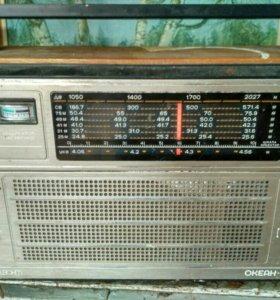 Радио советских времен