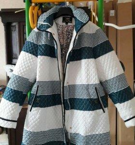 Куртка. Р. 56
