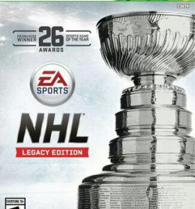 NHL xbox 360