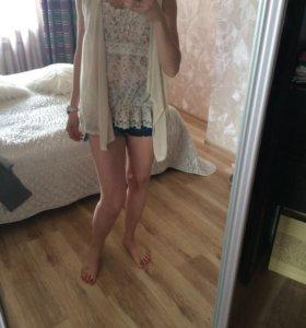 Шорты+Блузка, размер 44