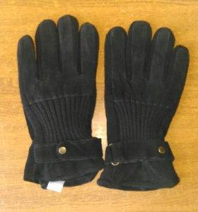 Новые мужские перчатки.