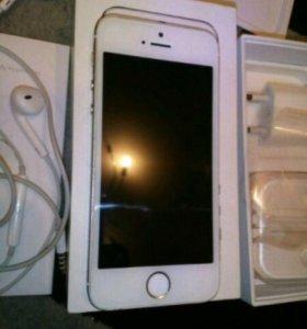 iPhone 5S 32 Ростест