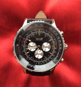 Механические мужские часы JARAGAR (оригинал).