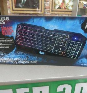 Игровая клавиатура Rush