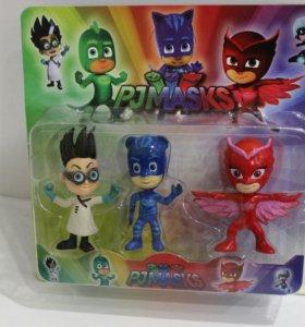 Герои в масках 3
