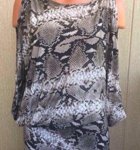 Платье-туника 42-44