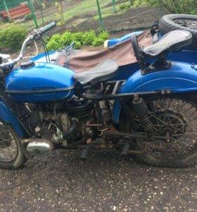 Мотоцикл Урал 90 г.в. Продам