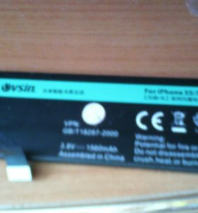 Батарея айфон 5s,5c