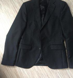 Пиджак приталенный Zara men 46-48 размер