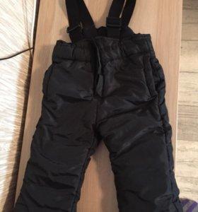 Зимние штаны.