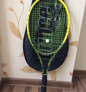 Теннисная ракетка Prince. С чехлом