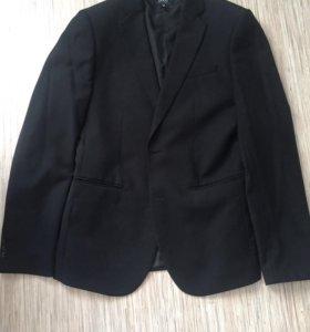Пиджак приталенный Oodji men 46 размер