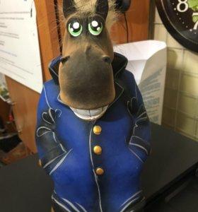 Конь в пальто ;)