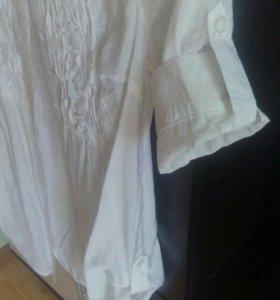 Рубашка новая с биркой 46 р-р