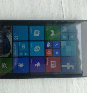 Nokia lumia 535 dual sim+чехол в подарок