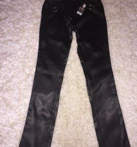 Новые женские брюки, утеплённые