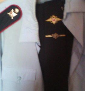 Продам полицейскую форму