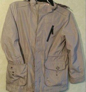 Куртка демисезонная, отлично для школы