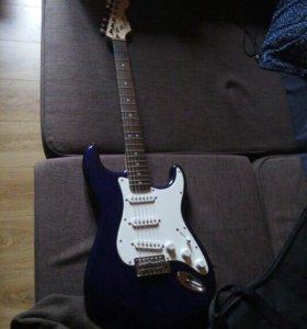 Fender Stratocaster Affinity+комбик