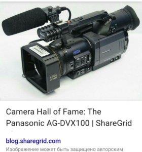 Видеокамера панасоник DVX100