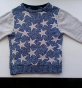 Кофта детская 80-86