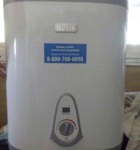 Накопительный водонагреватель на 30 литров