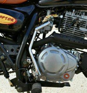 Мотоцикл Motoland Raptor 250