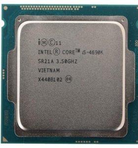 CPU i5-4690K+MB Gigabyte GA-P85-D3 rev.2.0