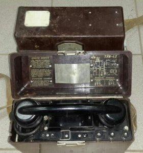 Телефон ТАИ-43