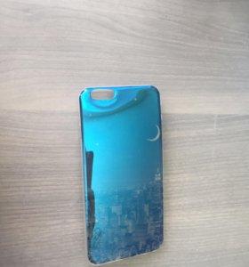 Чехол новый силиконовый для айфон 6.