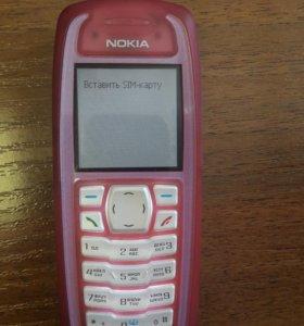 Телефон Nokia. Model 3100.