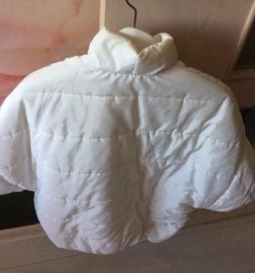 Куртка летучая мышь.