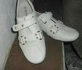 туфли мальчиковые Антилопа