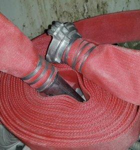 Пожарный шланг ( рукав)