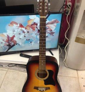 Гитара woodcraft