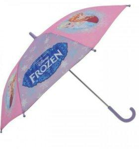Зонт детский Character Disney Frozen