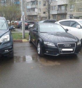 Audi A4, 2009г