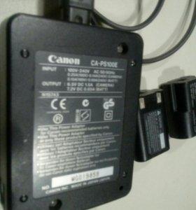 Зарадное у-во Canon +2 аккумулятора