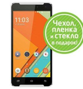 Смартфон Texet TM-5505 гарантия 1 год
