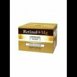 Крем Retinol +Mg ночной