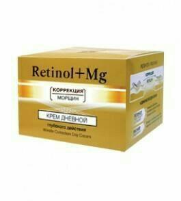 Крем Retinol+Mg дневной
