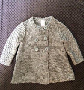 Пальто (кардиган ) для девочки