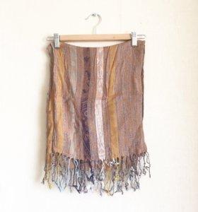 Индийский шарфик полосатый