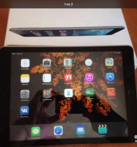 iPad Air Wi-Fi Cellular 32GB (4G/GPS/IOS/Retina/0)