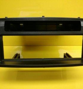 Переходная рамка 1din Toyota Corolla 01-08